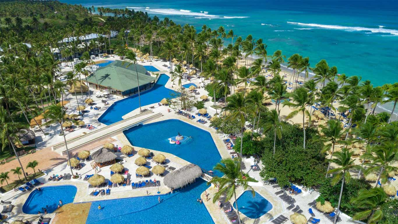 Sirenis punta cana resort casino aquagames sirenis for All inclusive resorts in