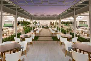 Restaurants - Grand Sirenis Punta Cana Resort
